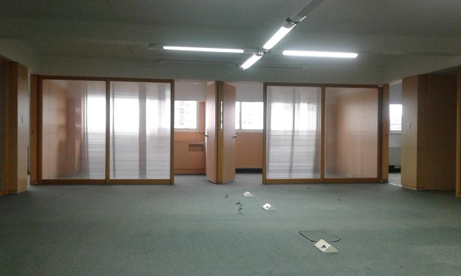Alquiler oficina Tribunales  240 m2