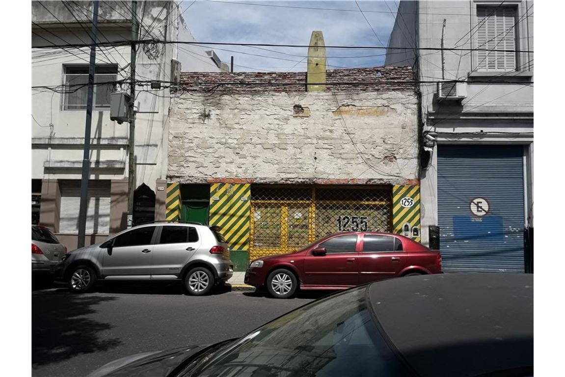 VENTA DE LOTE SAN CRISTOBAL 7,94 X 42,58 FOT 3,46
