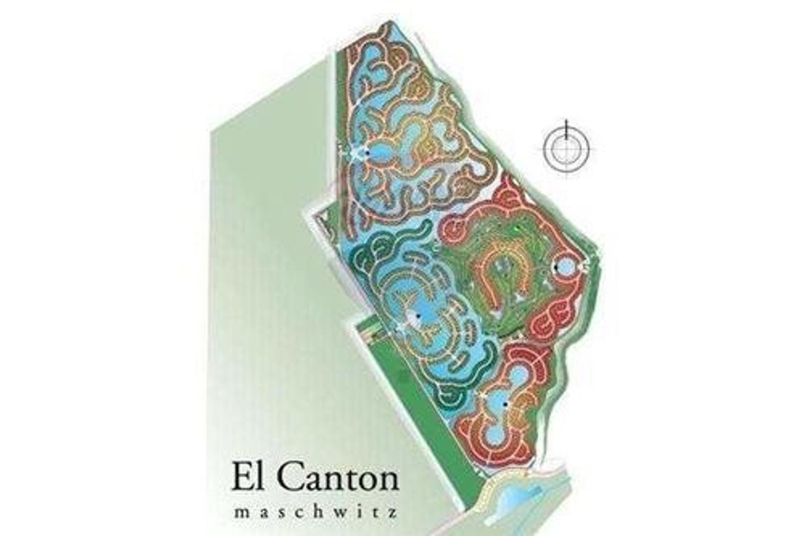 Lote 311 el mejor lote al agua en El Canton