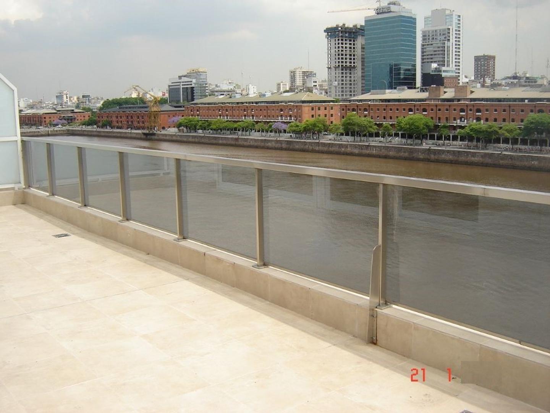 Departamento en Alquiler en Puerto Madero - 6 ambientes