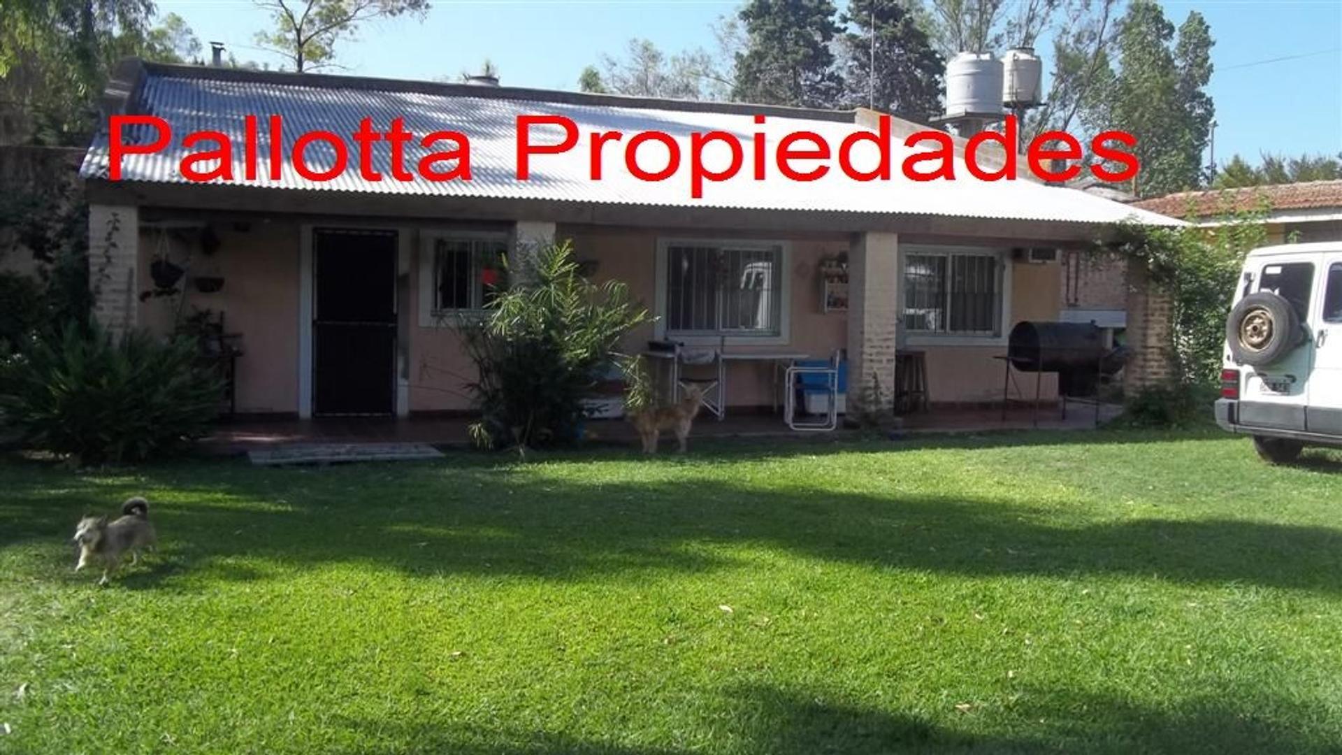Casa en Maschwitz, Las Glorias. Cod.980
