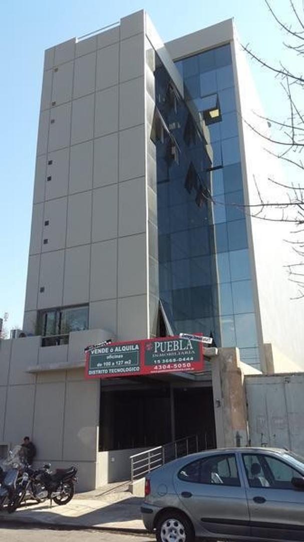 Oficina premium en venta de 127 m2 cubiertos