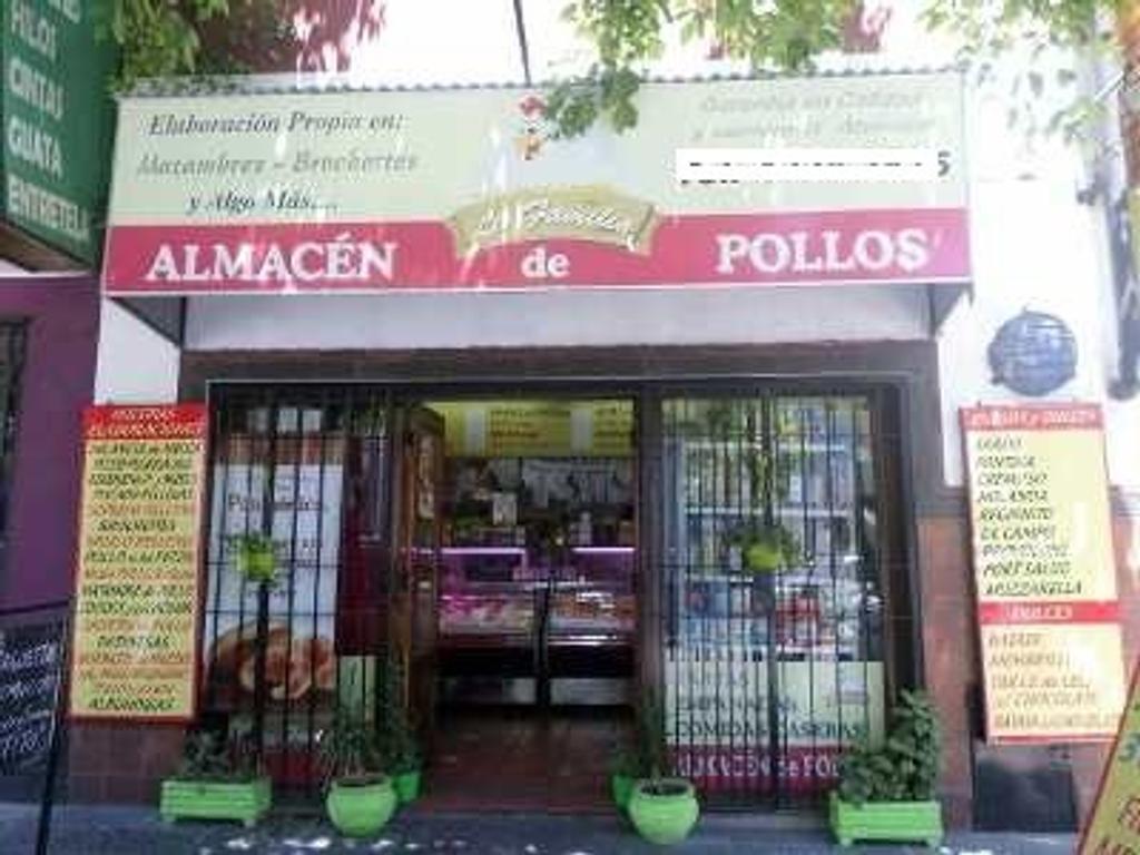 VENTA FONDO DE COMERCIO -LOCAL EN 2 PLANTAS-QUILMES CENTRO