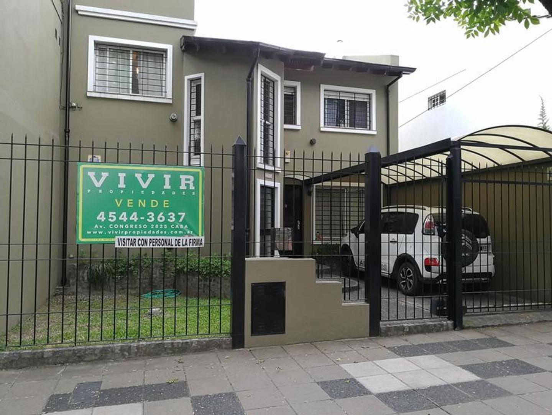 Casa - Saavedra - 5 Ambientes