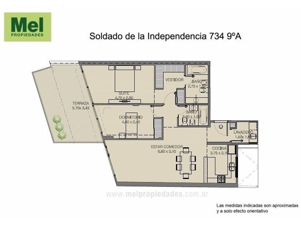 Soldado De La Independencia 734
