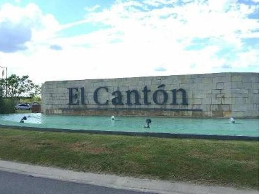 Excelente Lote de 812 m2 en Barrio El Canton. OPORTUNIDAD!