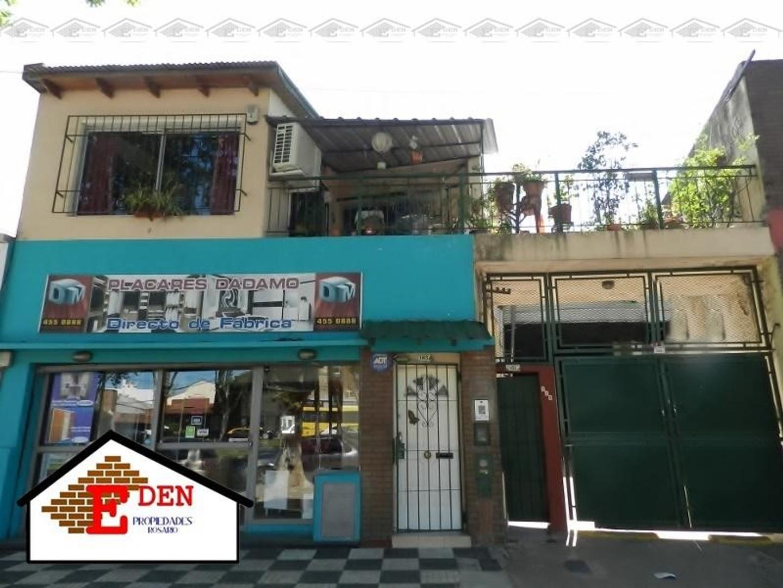 Departamento en planta alta sobre Bv. Rondeau | Rosario