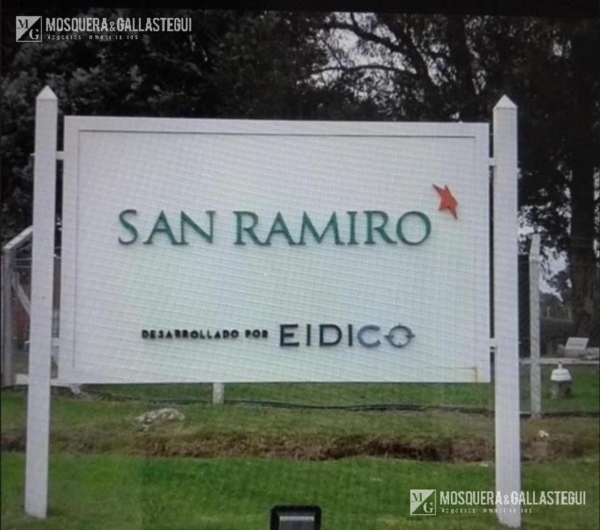 Terreno en Venta en Pilar del Este - San Ramiro