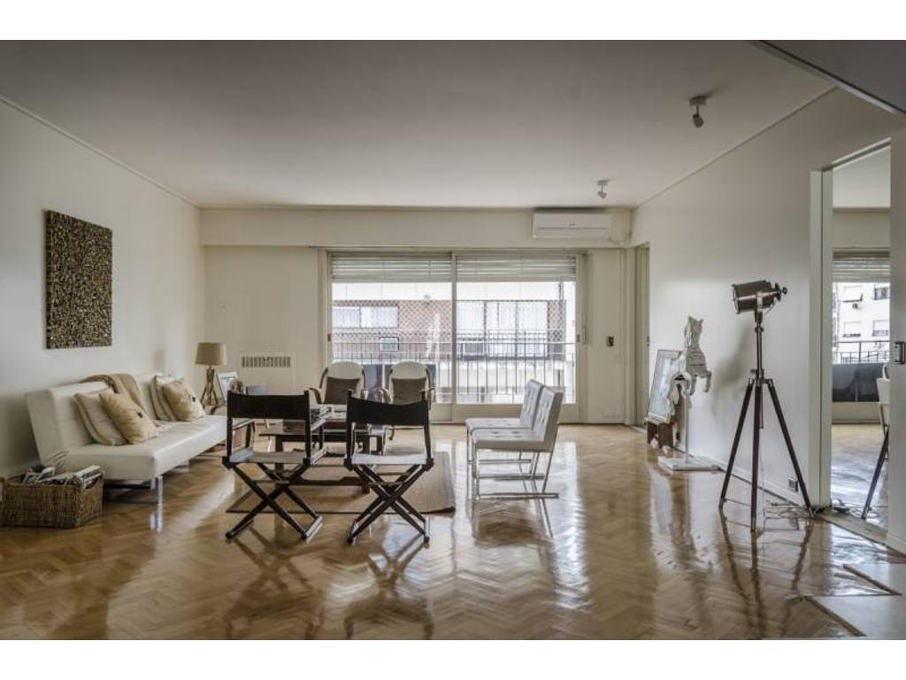 importante piso en Recoleta 285m2.cochera Parera y Av,Alvear