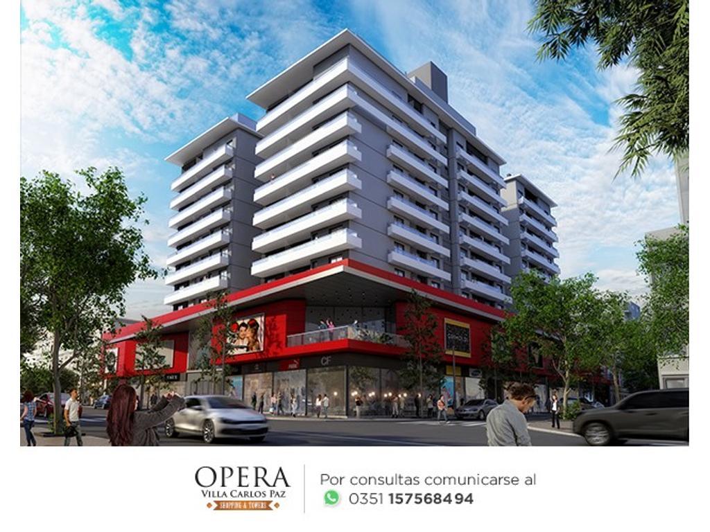 Departamento en Villa Carlos Paz - Opera Shopping & Towers