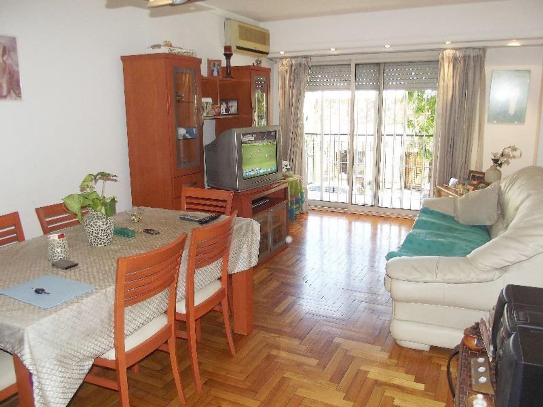DPTO 4 AMB - Melincué 3300 - Villa del Parque - Capital Federal