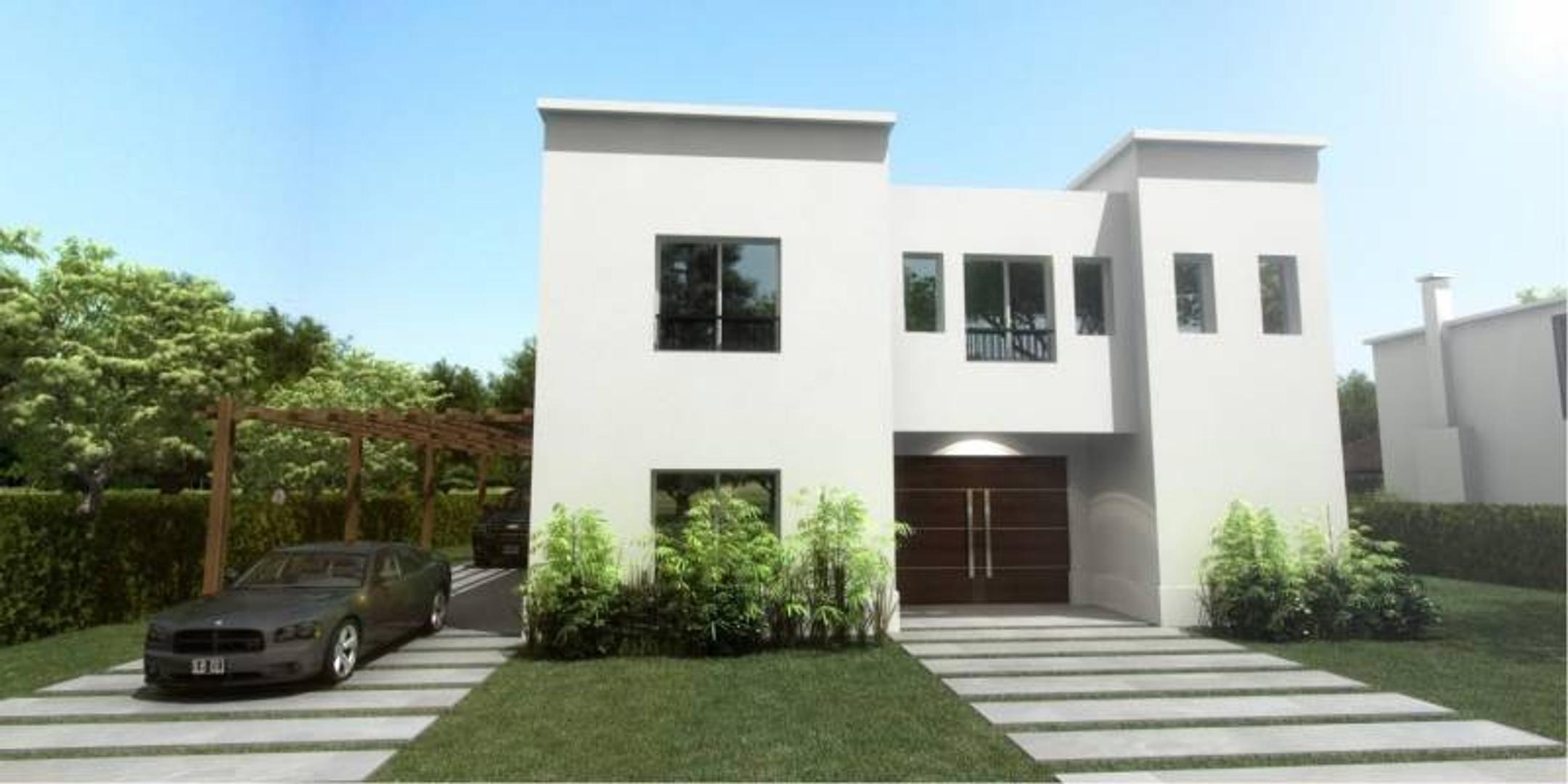 Excelente casa en construccion