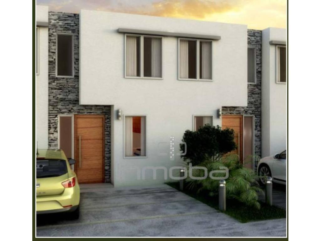 Inmoba - Springpark Barrio Privado - Casa en Venta - 2 dormitorios con amplio jardín