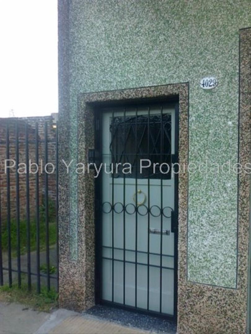 XINTEL(YAR-YA1-9971) Departamento Tipo Casa - Venta - Argentina, Tres de Febrero - PRINGLES 4029
