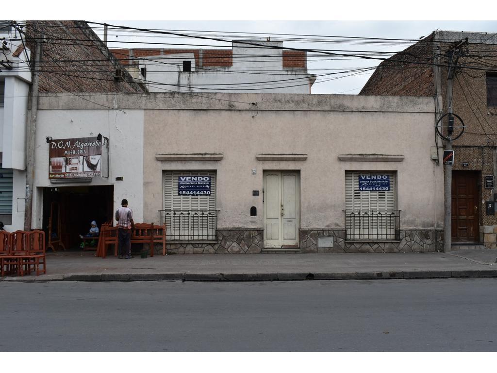 Casita para demolición - San Martín 1015  y Jujuy -