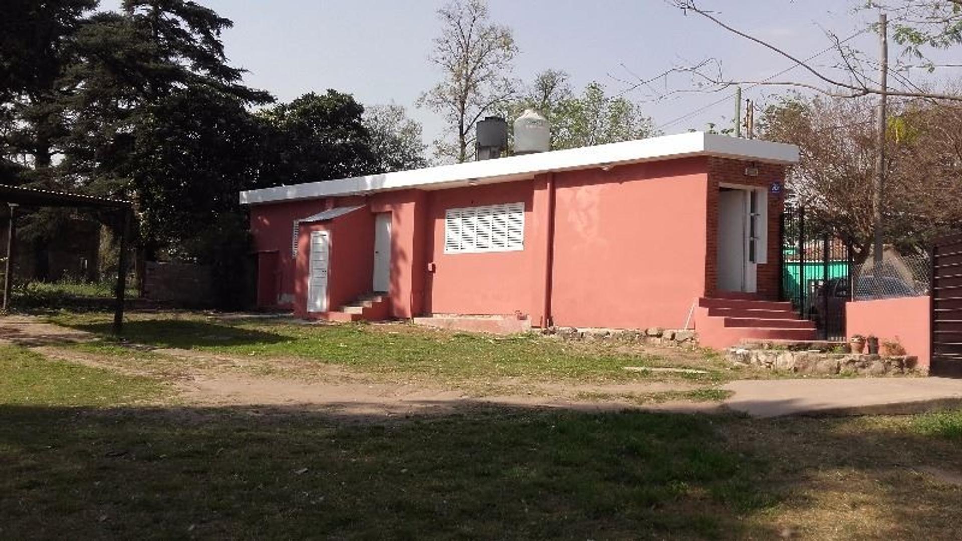 Excelente propiedad en la mejor ubicación en Unquillo. Oportunidad inversores