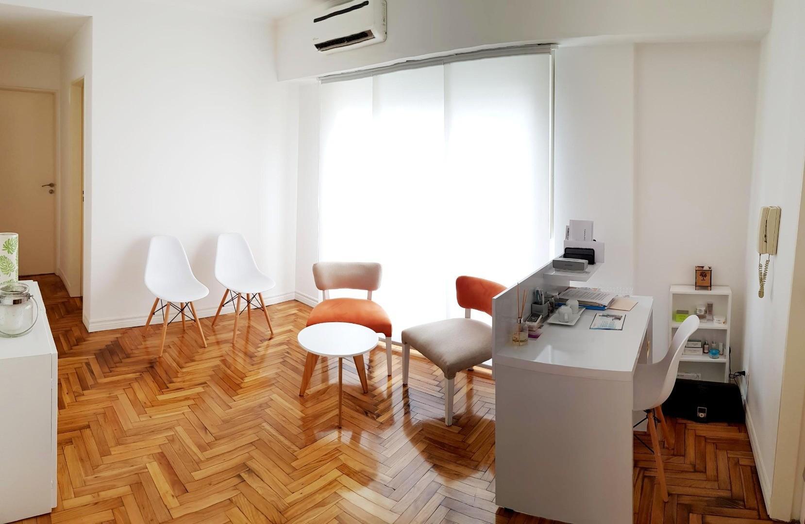 Departamento en Venta en Recoleta - 2 ambientes