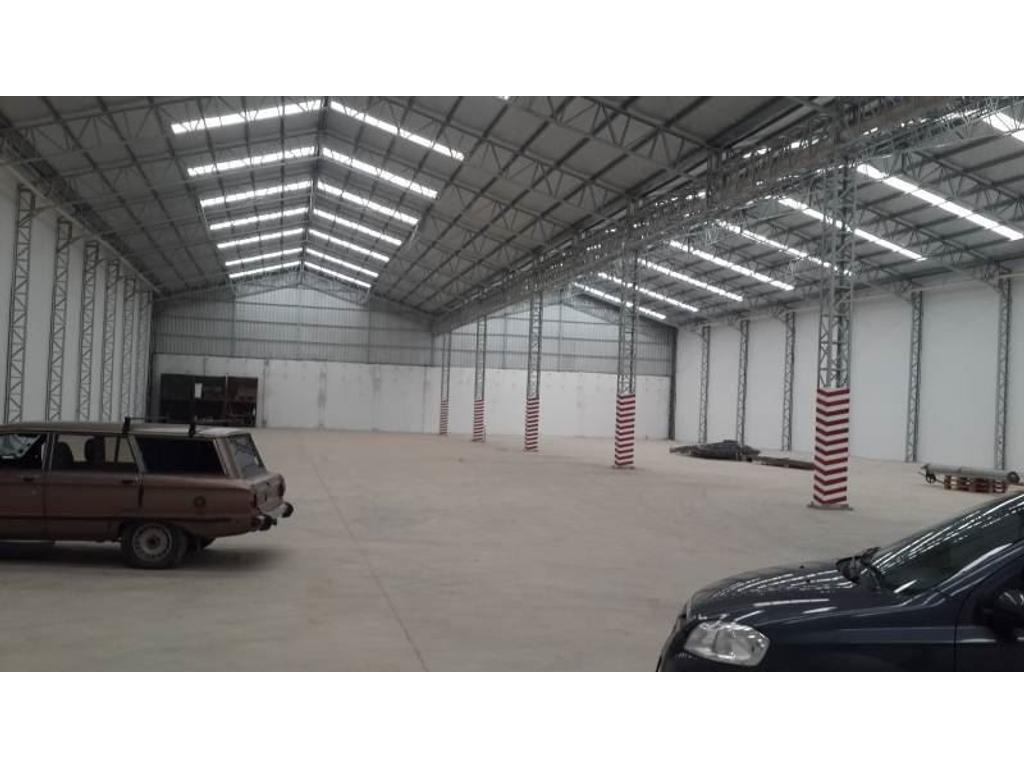 Villa del Lujan 1400 Sarandi- 4080m2 Oportunidad impecable deposito industrial