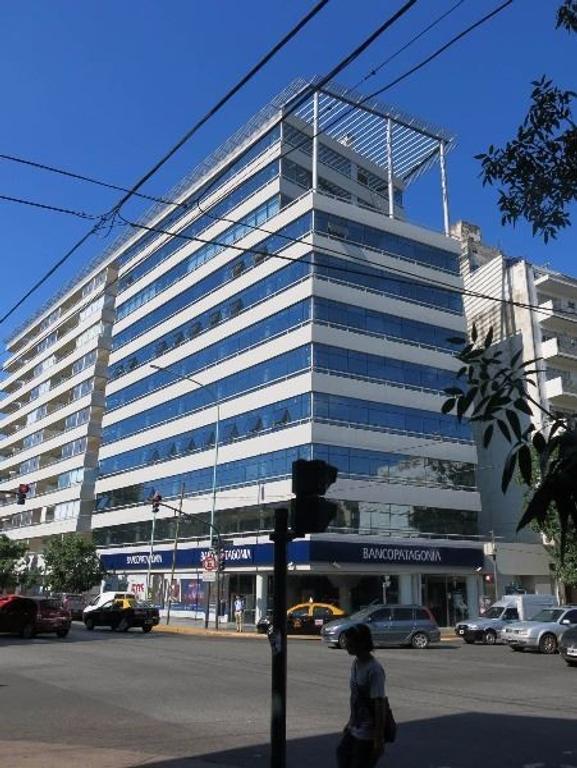 VENTA DE OFICINA - JORGE NEWBERY AL 3400 - EDIFICIO LA MUSA