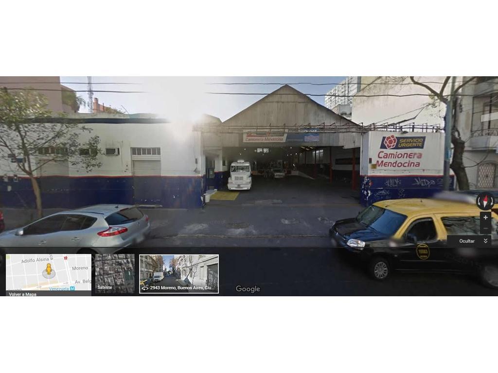 Terreno / Garage - Moreno 2900