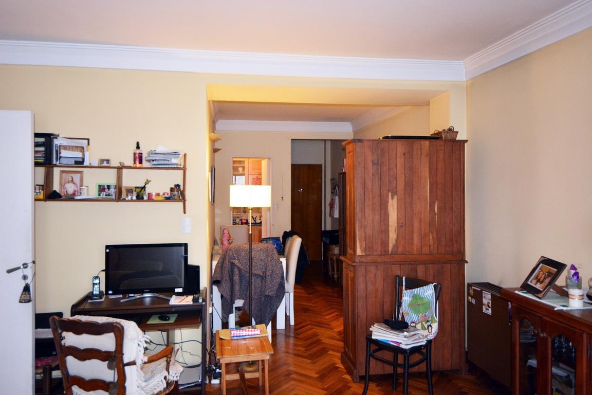 3 Ambientes C/Dep. , Barrio Norte , Contra Frente , Luminoso