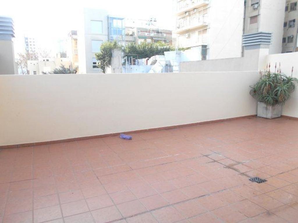 Nuñez, Av Cabildo 3355 1º B, Semipiso 2 Amb y medio, con Gran Terraza! 90 m2