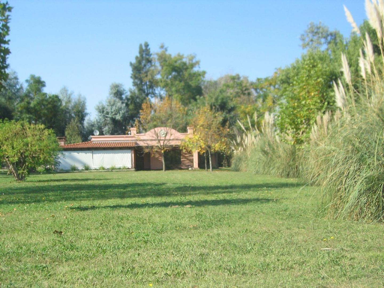 Casa  en Venta ubicado en Chacras de General Rodriguez, Zona Oeste - OES0871_LP118294_1