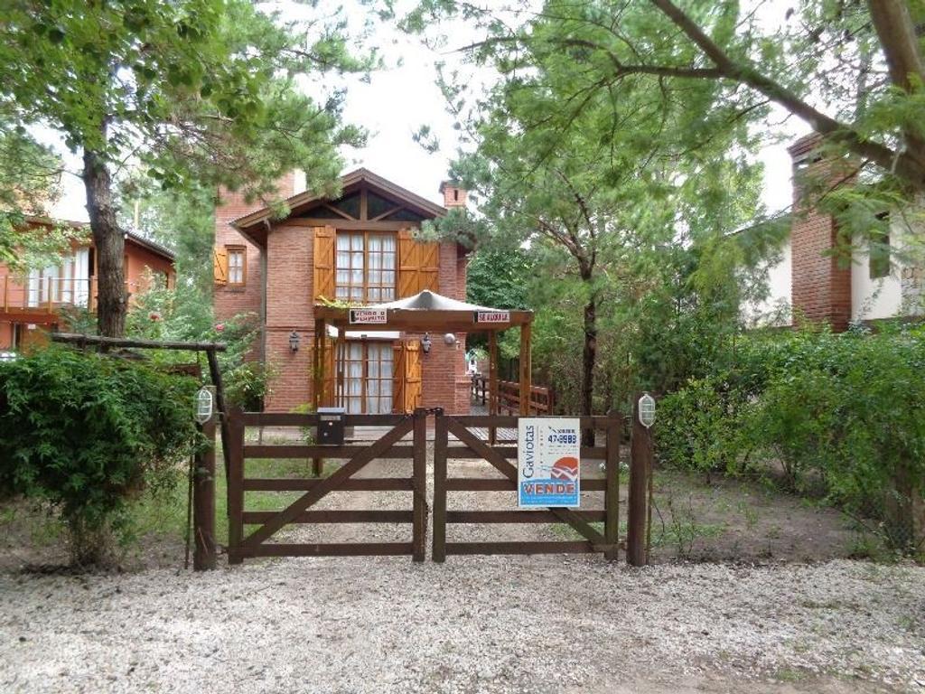 2 Casas en pleno Bosque de Mar Azul (Morena Mía)