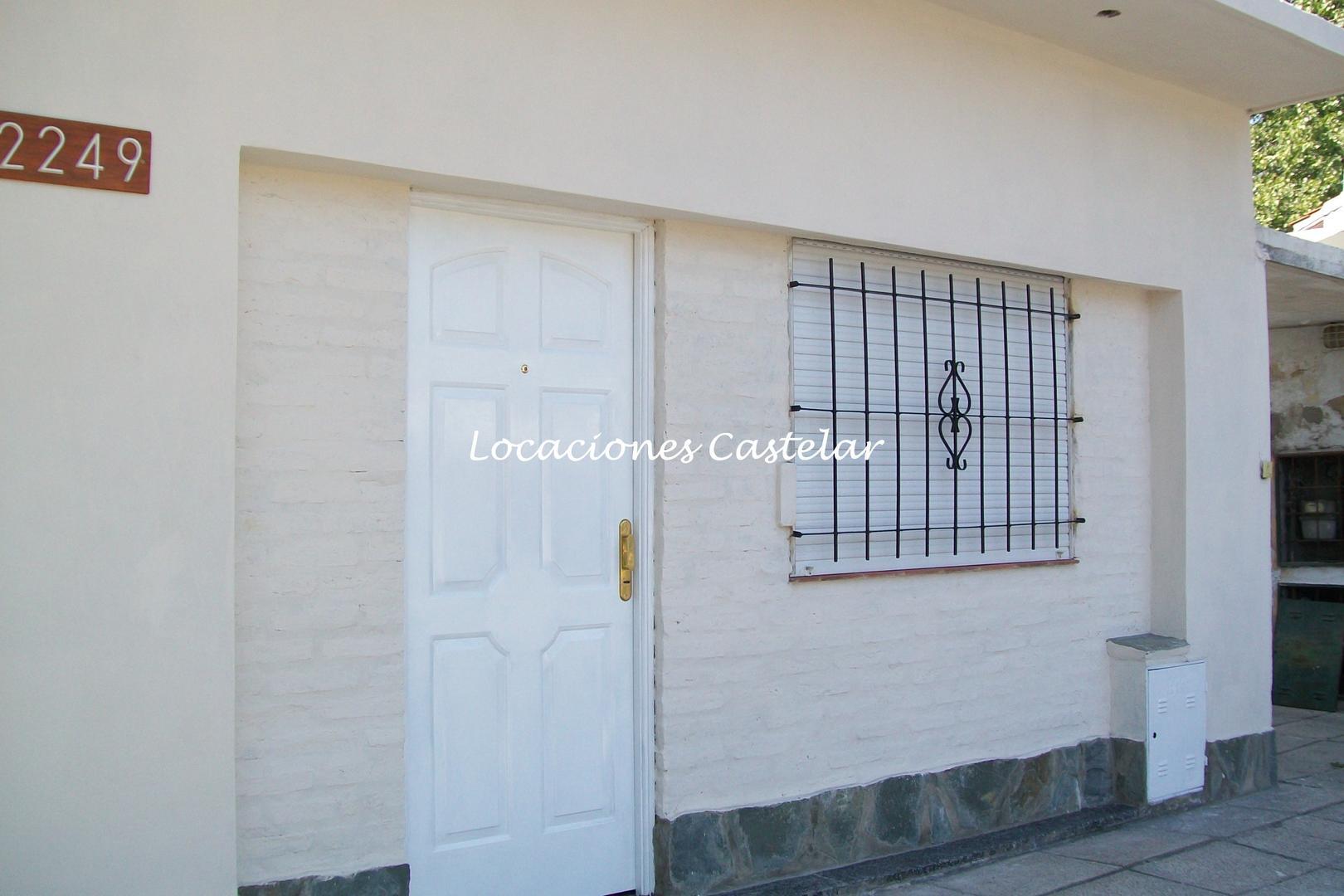 Departamento en Alquiler en Castelar Norte - Monoambiente