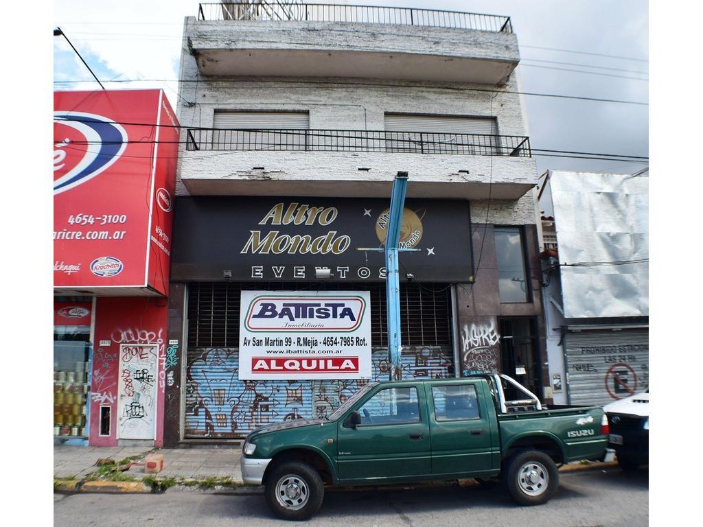 Local - Alquiler - Argentina, RAMOS MEJIA - Av. Rivadavia  AL 14800