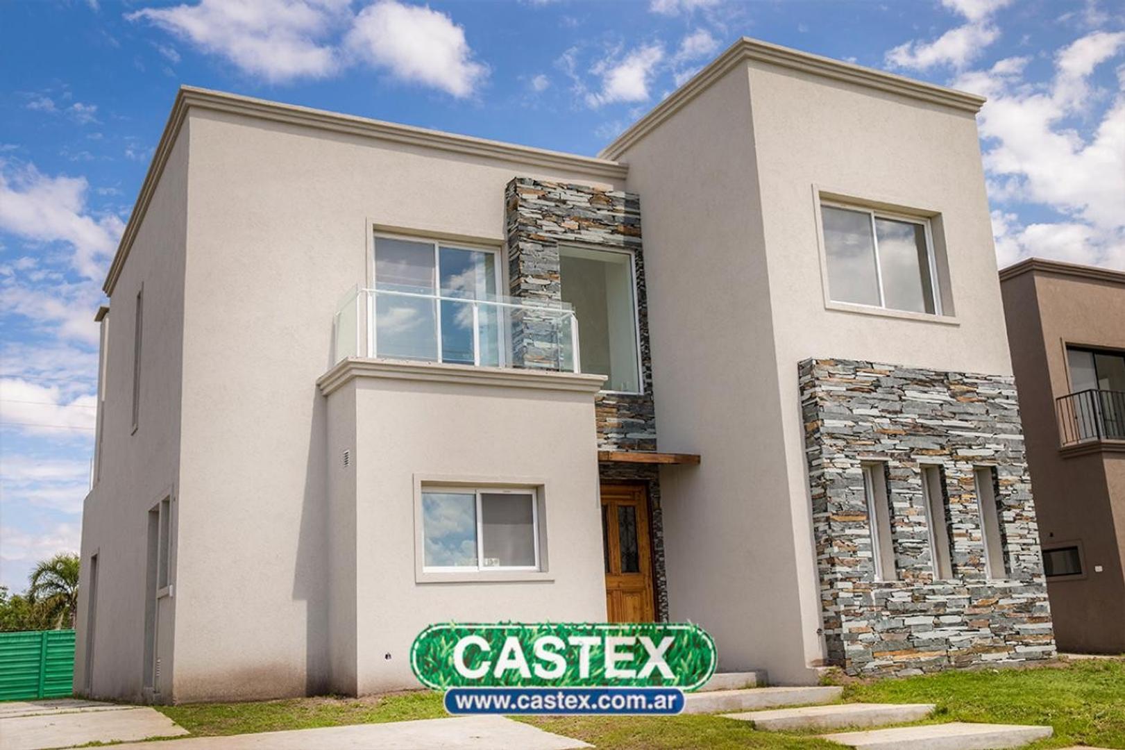 Casa moderna en Los Castaños Nordelta