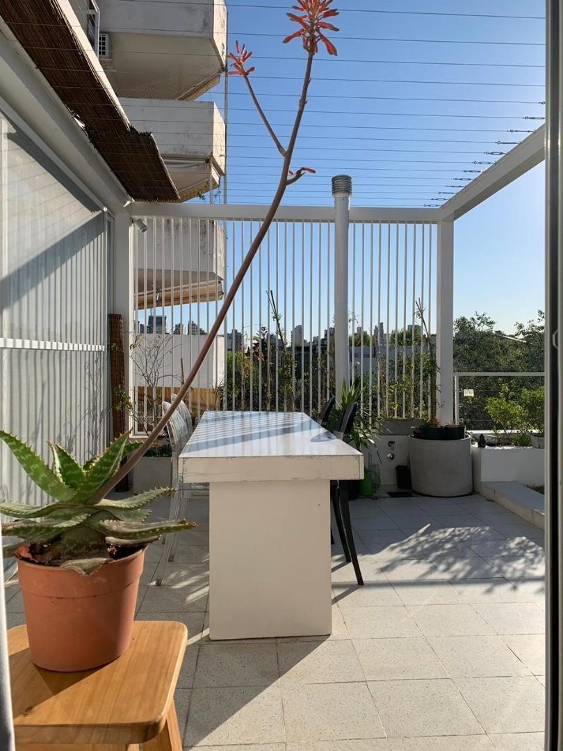 Departamento - 50 m²   1 dormitorio   Apto profesional