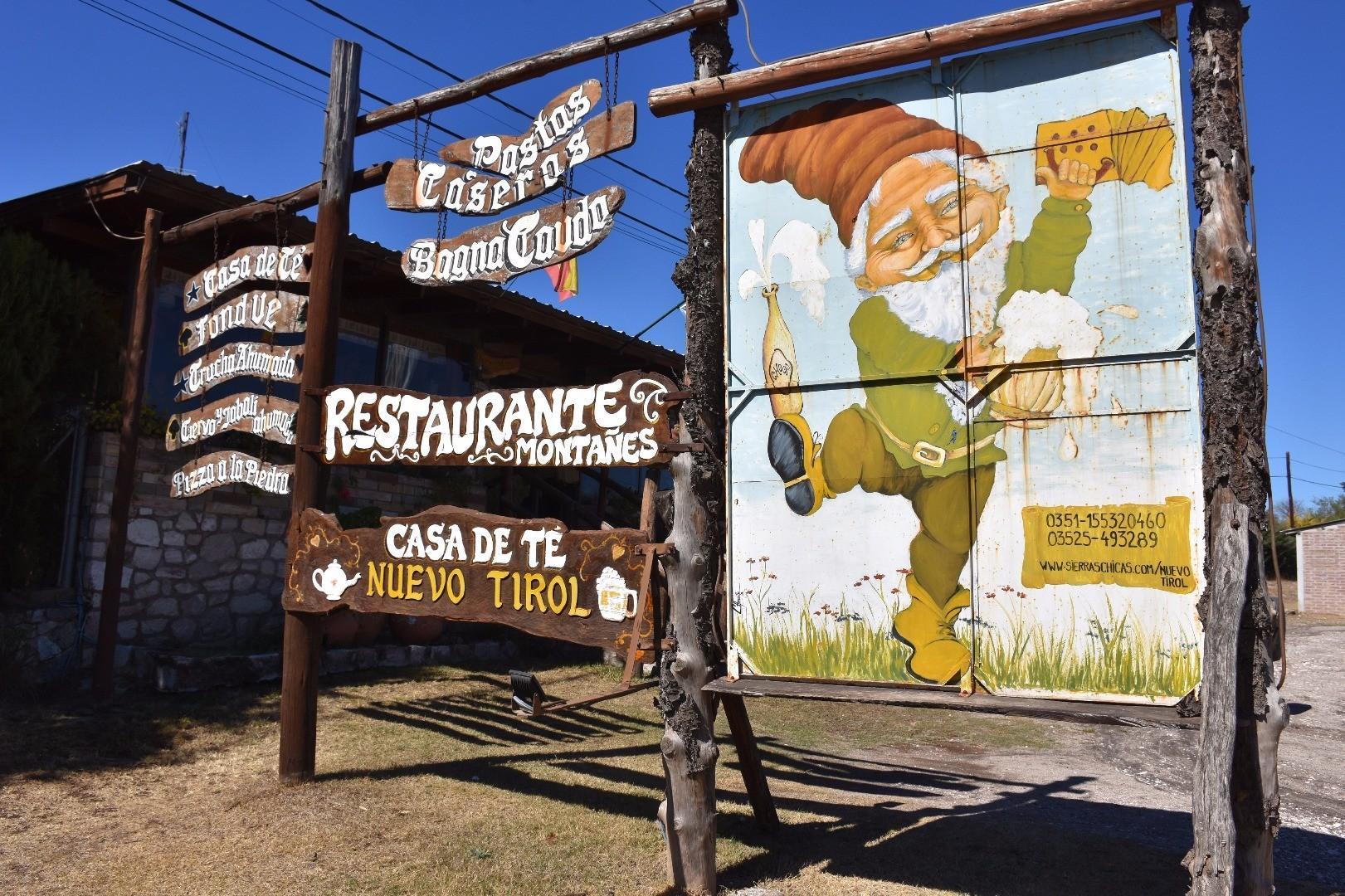 En venta importante emprendimiento gastronómico en Agua de Oro- Córdoba