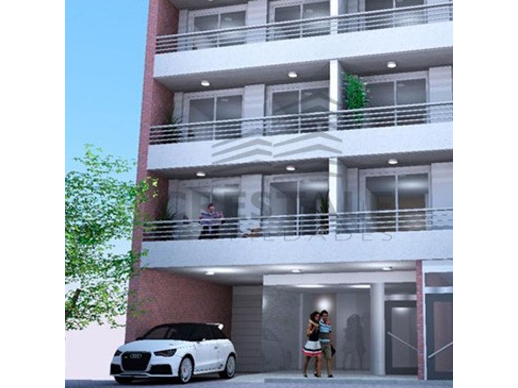 Mendoza y San Nicolás - Departamento 1 dormitorio a la venta