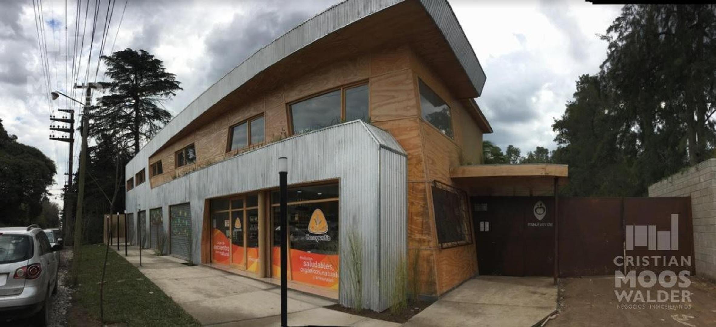 Edificio Comercial - Ingeniero Maschwitz