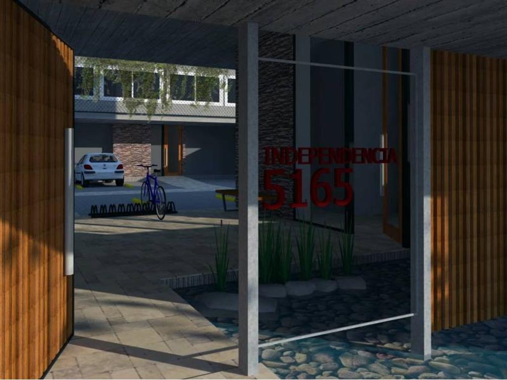 Unidad Especial Duplex 3 Ambientes con Fondo, Piscina, Parrilla, Cochera y Baulera