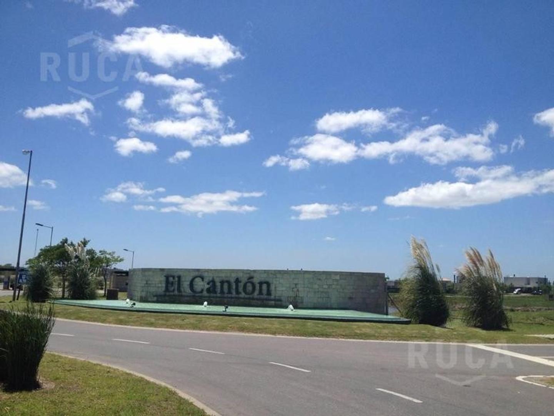 Ruca Inmuebles | VENTA | Excelente Lote con VISTA ABIERTA AL GOLF | El Canton | Barrio Golf