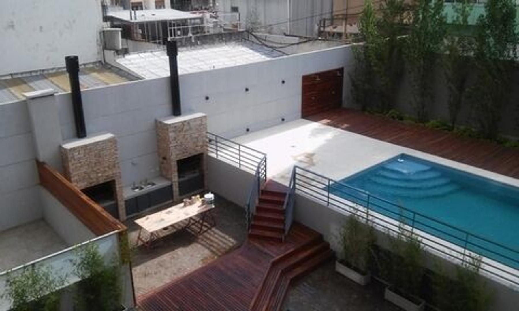 Departamento en Alquiler Por Temporada en Villa Crespo - Monoambiente