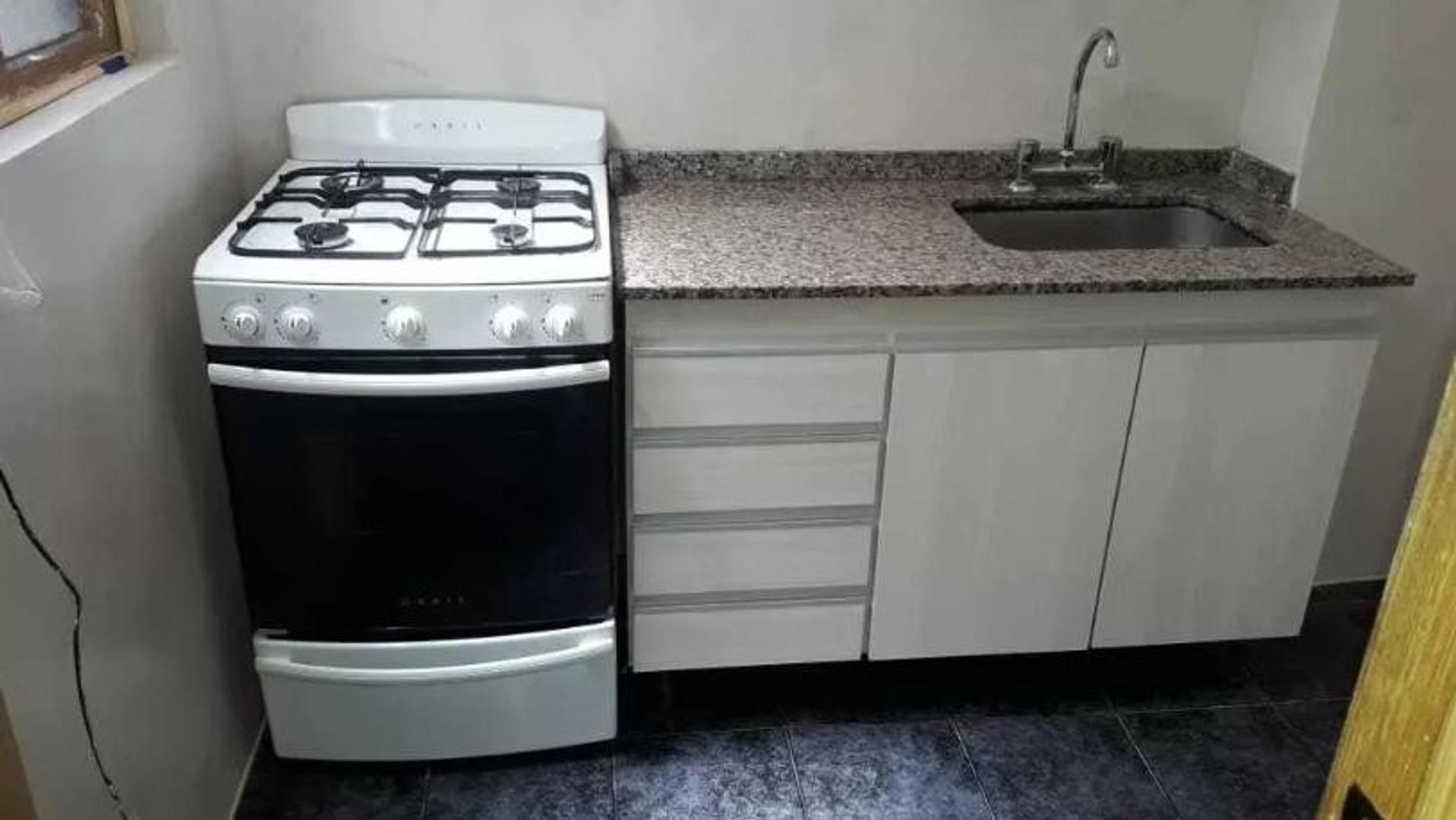 Departamento - 43 m² | 1 dormitorio | 60 años