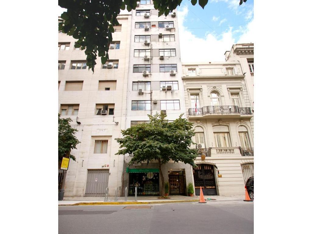 Oficina en alquiler en uruguay y av cordoba tribunales for Alquiler oficina cordoba