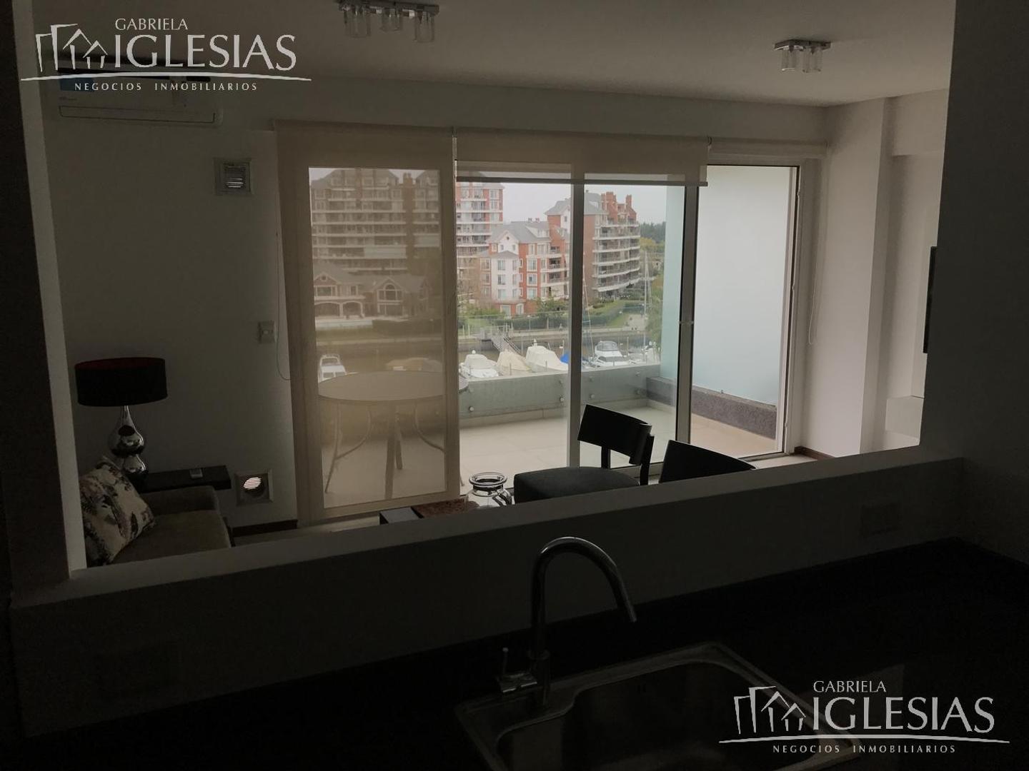 Departamento en venta de 3 ambientes en Vista Bahia