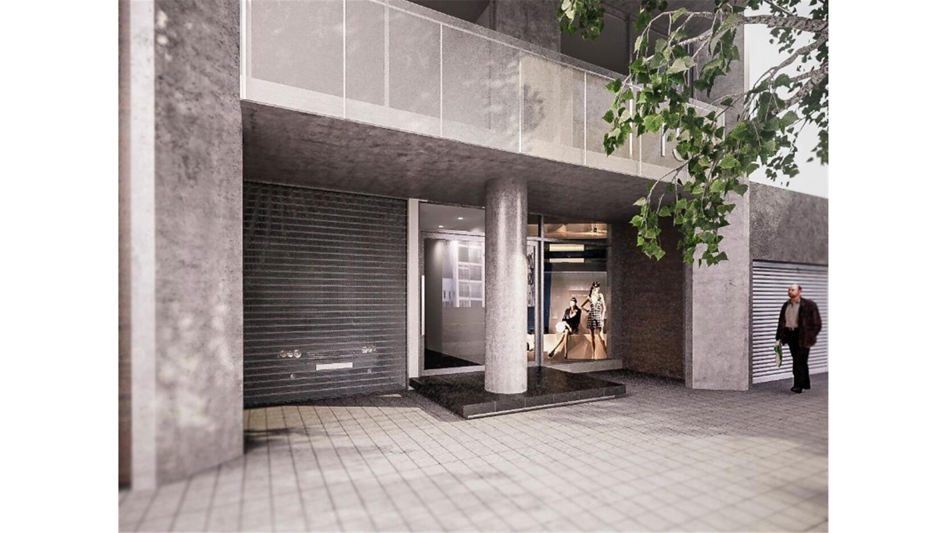 1 Dormitorio balcon fte y cfte Entrega Entrega Dic/18