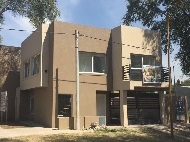 Saladillo Centro - Duplex Al Frente y Contrafrente a Estrenar