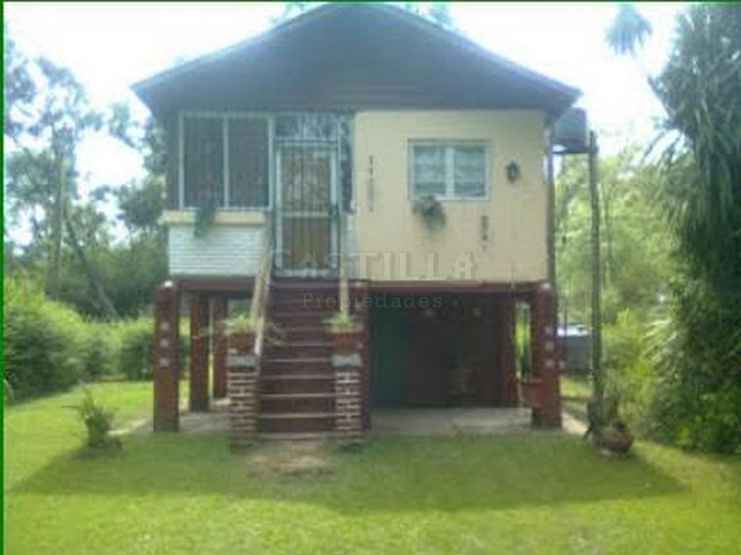 Venta de casa sobre Arroyo Gallo Fiambre en la isla