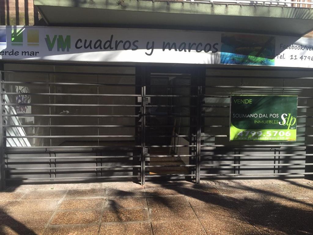 Excelente Local de 50 mts totales - Cca estacion Vicente Lopez