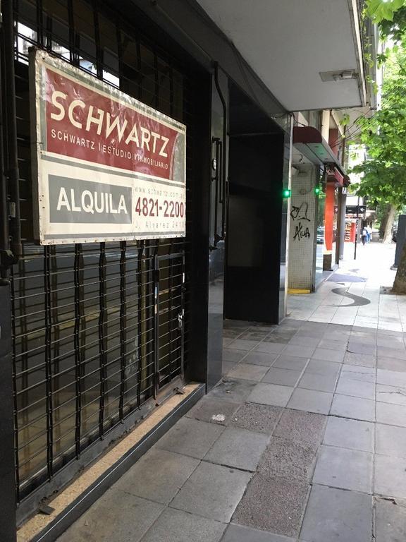 Arenales 3700 - Local 27 m2 - a mts de S. Ortiz