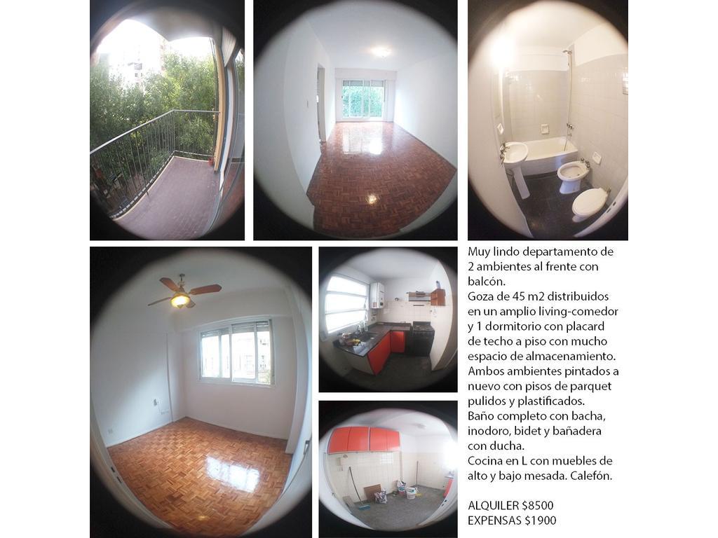 Departamento En Alquiler En Virrey P De Cevallos 1192 San  # Muebles Cevallos