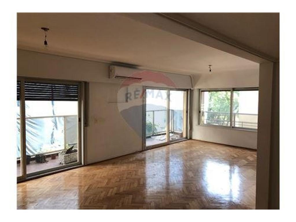 Recoleta,Piso 4 amb.,165 m2,cochera