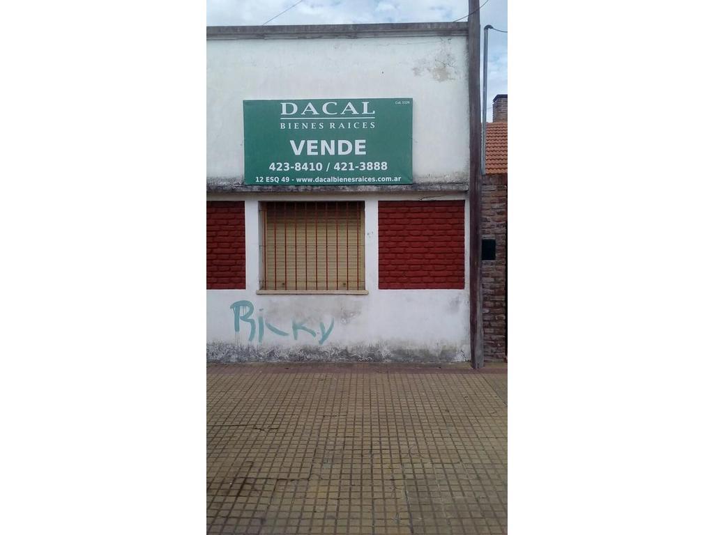 Casa en Venta en La Plata Calle 58 e/ 136 y 137 Dacal Bienes Raices