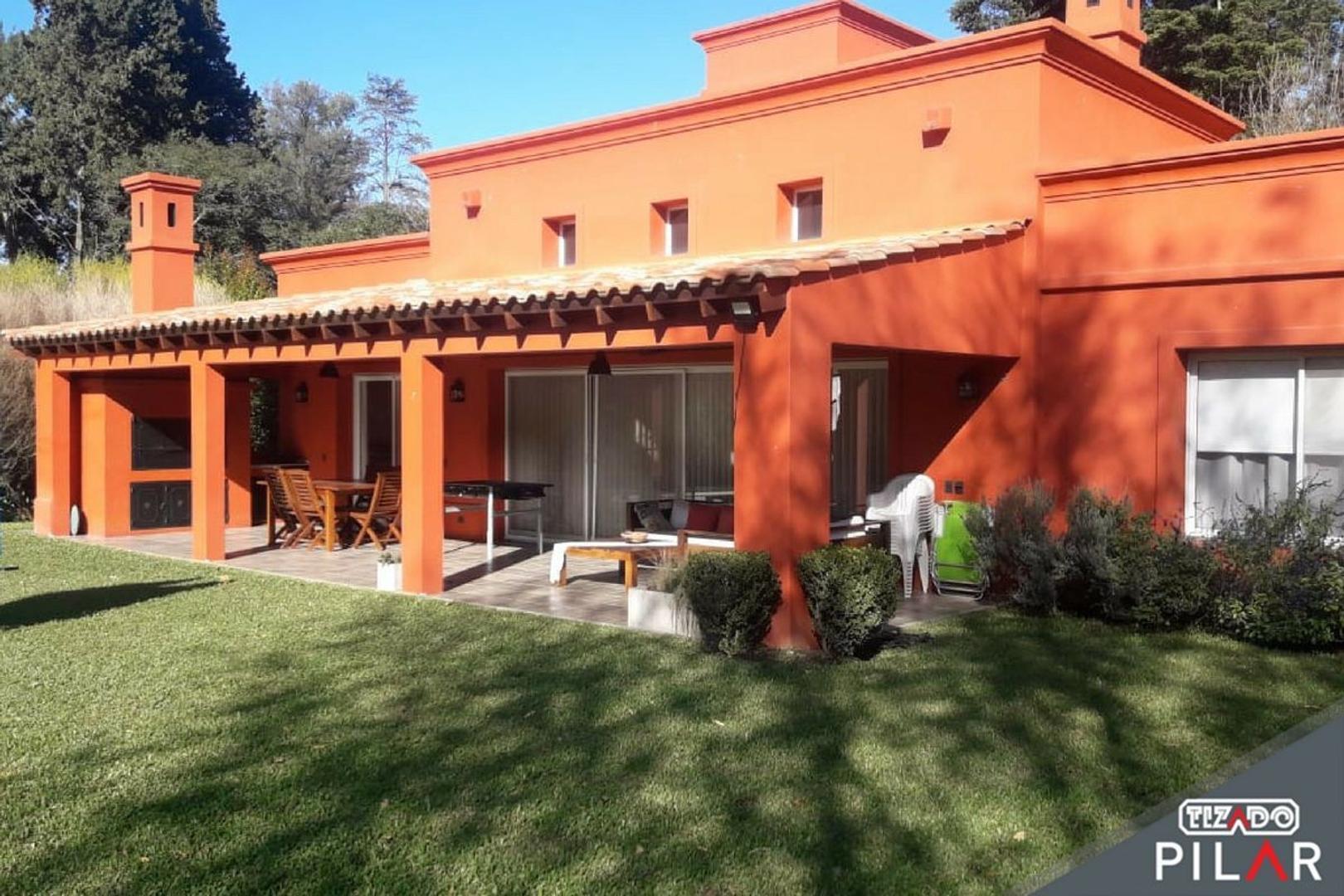 Tizado Pilar casa 4 ambientes en venta en Sausalito, Pilar  - PIL3848_LP172285_1